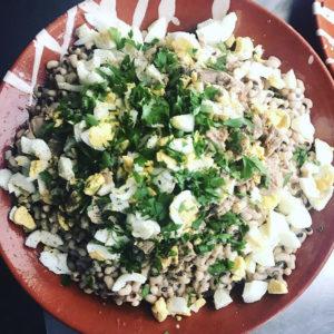 Salade de feijao ALMA