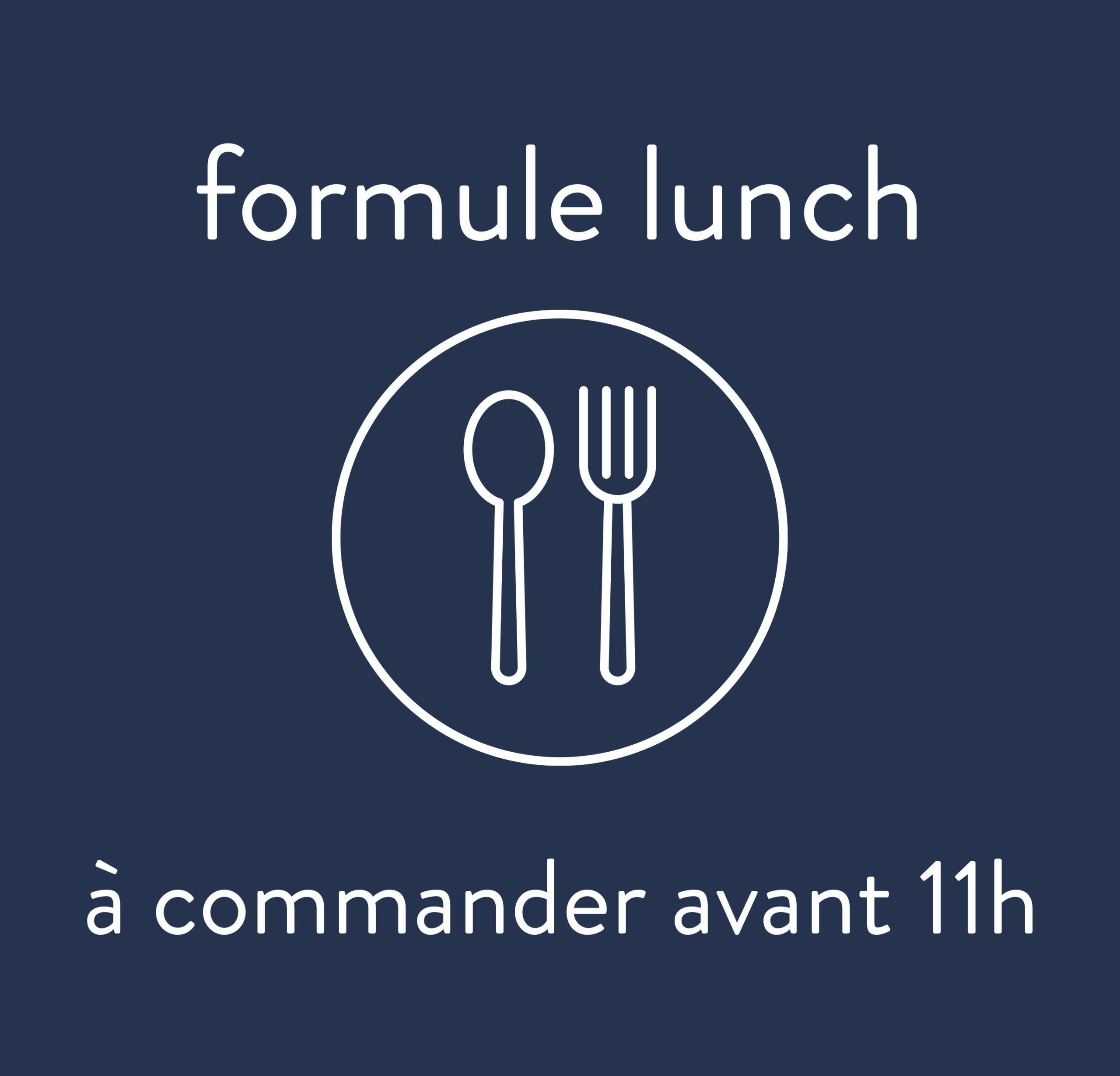 formule lunch express ALMA Portuguesa