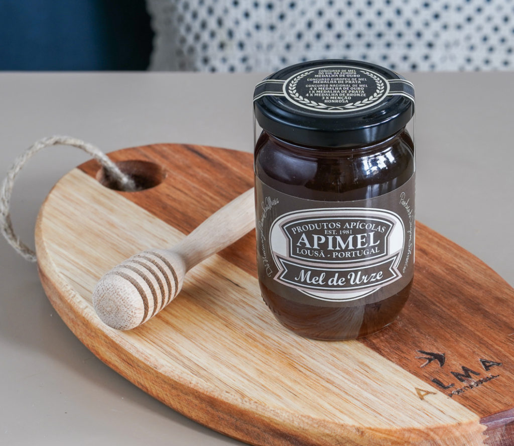miel de bruyère APIMEL en vente chez ALMA Bordeaux